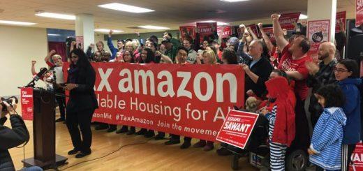 西雅图当选市议员宣称:胜选源于社会主义和马克思主义的力量