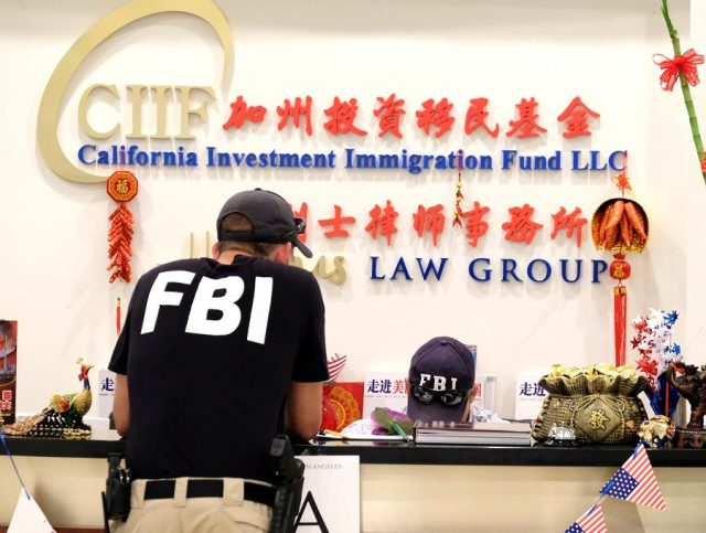 骗中国人移民美国 洛杉矶一对华裔夫妇获刑 判赔170万