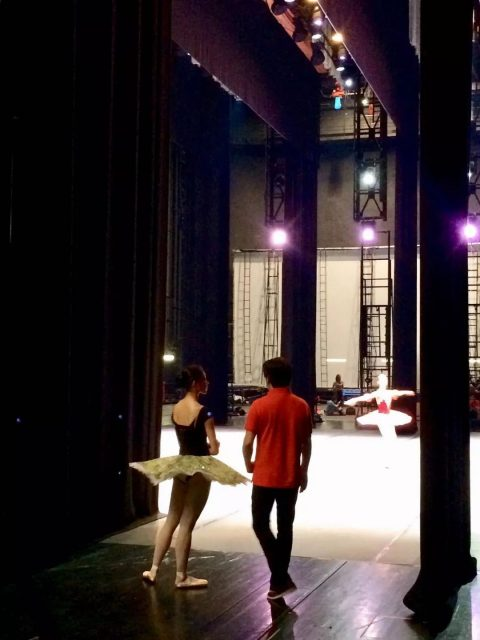 亚城人物 | 陈晓,从舞者到名师,在中美芭蕾沃土演绎不平凡的艺术人生