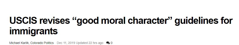 移民局出道德标准!酒驾、卖淫、婚外恋… 全影响入籍,甚至被驱逐