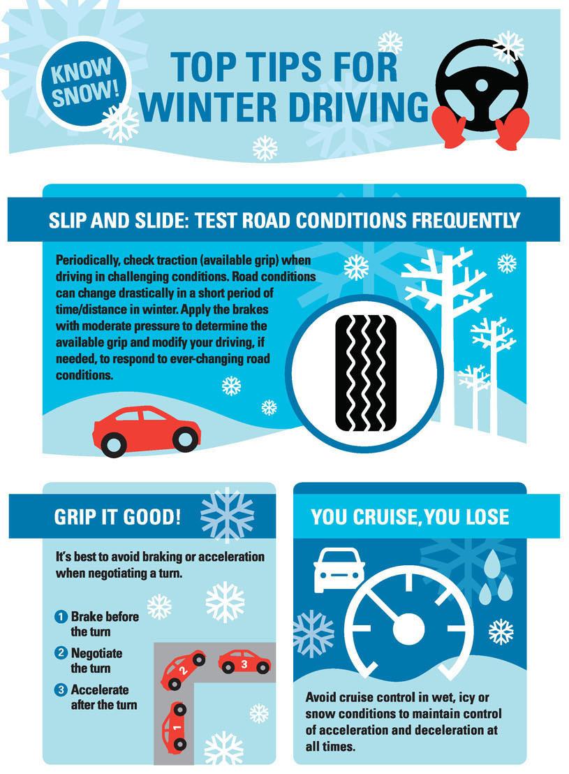 亚城人冬天在开车出门前 先来学几招儿 保命要紧!