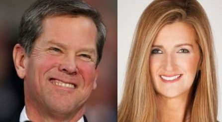 乔州新联邦女参议员莱夫勒投2千万竞选
