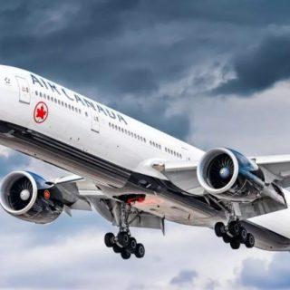 悲劇! 帶一家8口來溫哥華度假 5娃爸爸加航飛機上暴斃! 華人乘機請警惕!