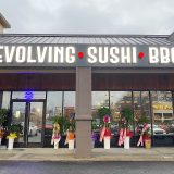 E-GYU 日式回转寿司和韩国烧烤店