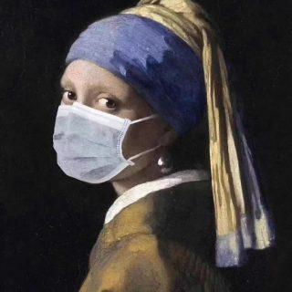 在美国,没病不需要戴口罩