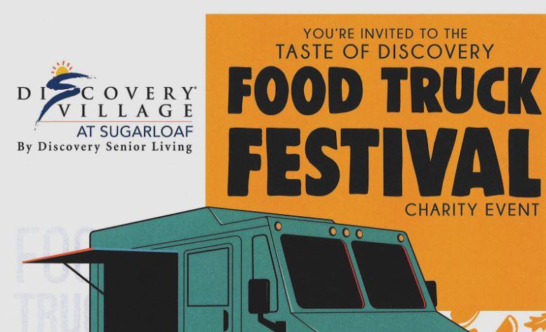 Taste of Discovery 美食卡车节