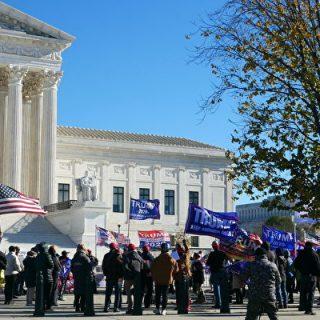 乔治亚州议员向最高法提简报 支持德州诉讼