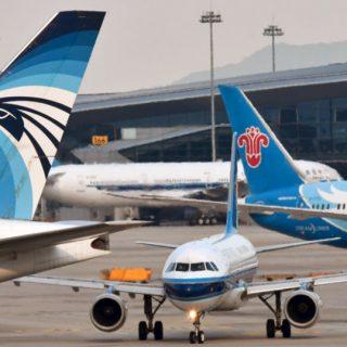 广州白云机场去年客流量4376万人次 跃居全球第一