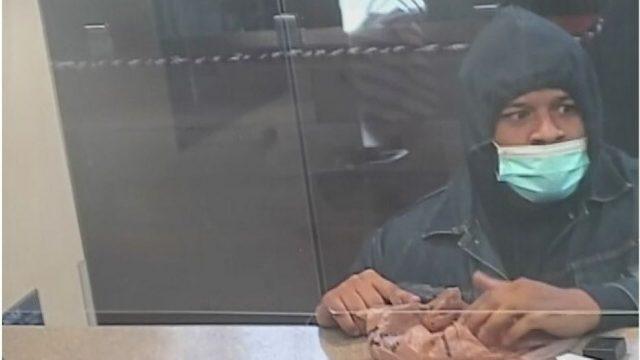 John Creek发生银行抢劫案,FBI公布犯罪嫌疑人照片寻求线索