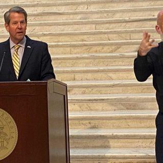 亚城华人速看!佐州州长再次扩大接种疫苗资格范围