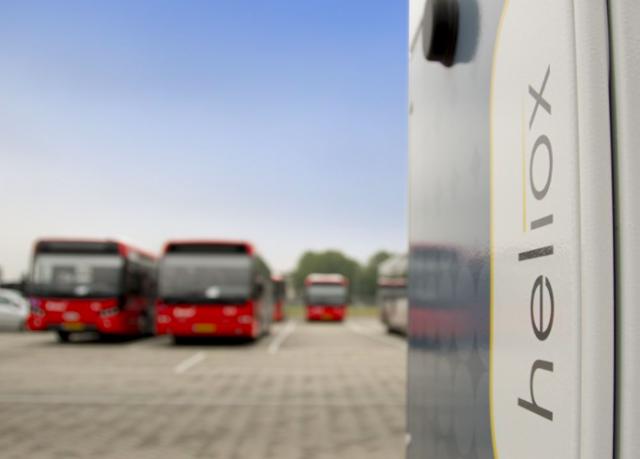 电子交通充电行业引领企业Heliox公司北美总部落户亚特兰大!