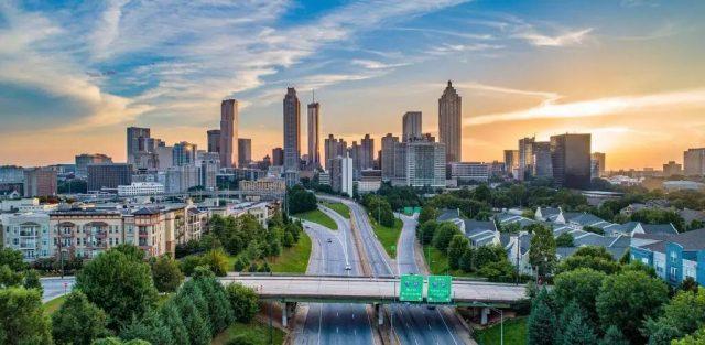 佐治亚州逐渐发展成为人工智能科技中心!
