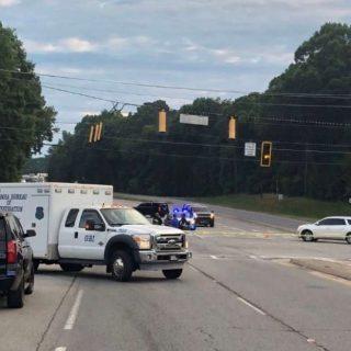 佐治亚州酒驾司机肇事逃逸 被当地警方击毙