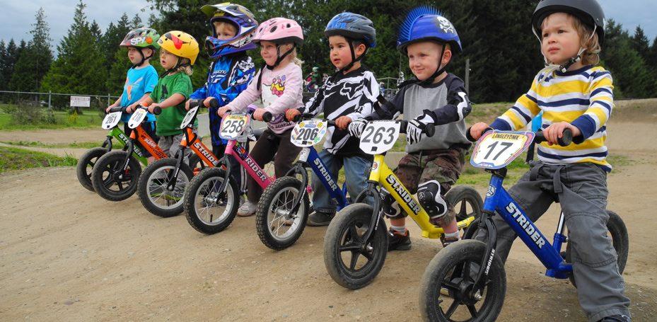 周末活动   Balanced Kids Atlanta 自行车骑行课程