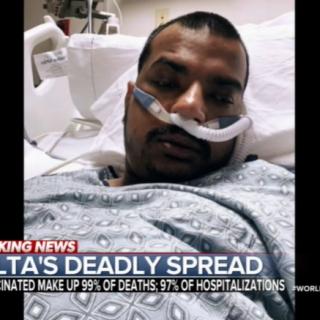 加州男子发文嘲笑打疫苗的人 两周后…他死于新冠!