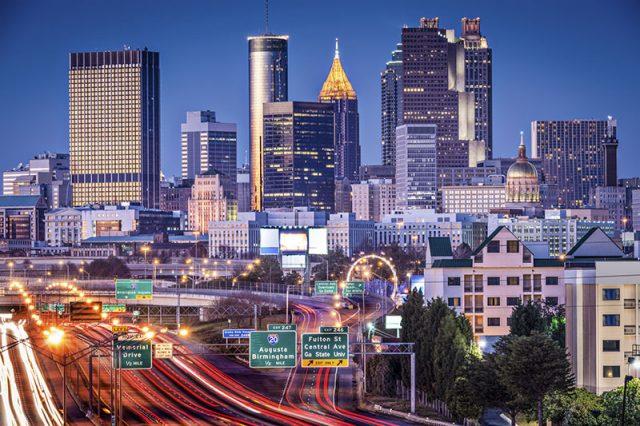 亚特兰大的工业空置率创下历史新低!租金的飞速上涨!