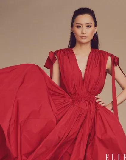 「尚气」让这个亚城妹子更红了!陈法拉弃豪门,走进好莱坞的故事……