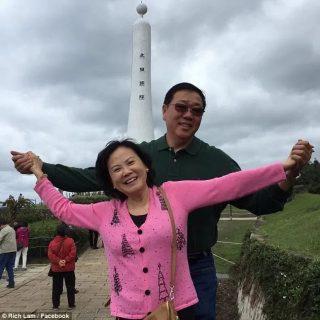 华裔精英夫妇遭行刑式枪杀 劫匪跟踪2天 豪宅洗劫一空; 嫌犯竟然被保释了