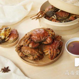 蒸螃蟹:切记冷水和热水蒸区别很大,用错这一步,蟹黄外流肉不鲜