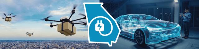 佐治亚州电动汽车创新联盟成立!
