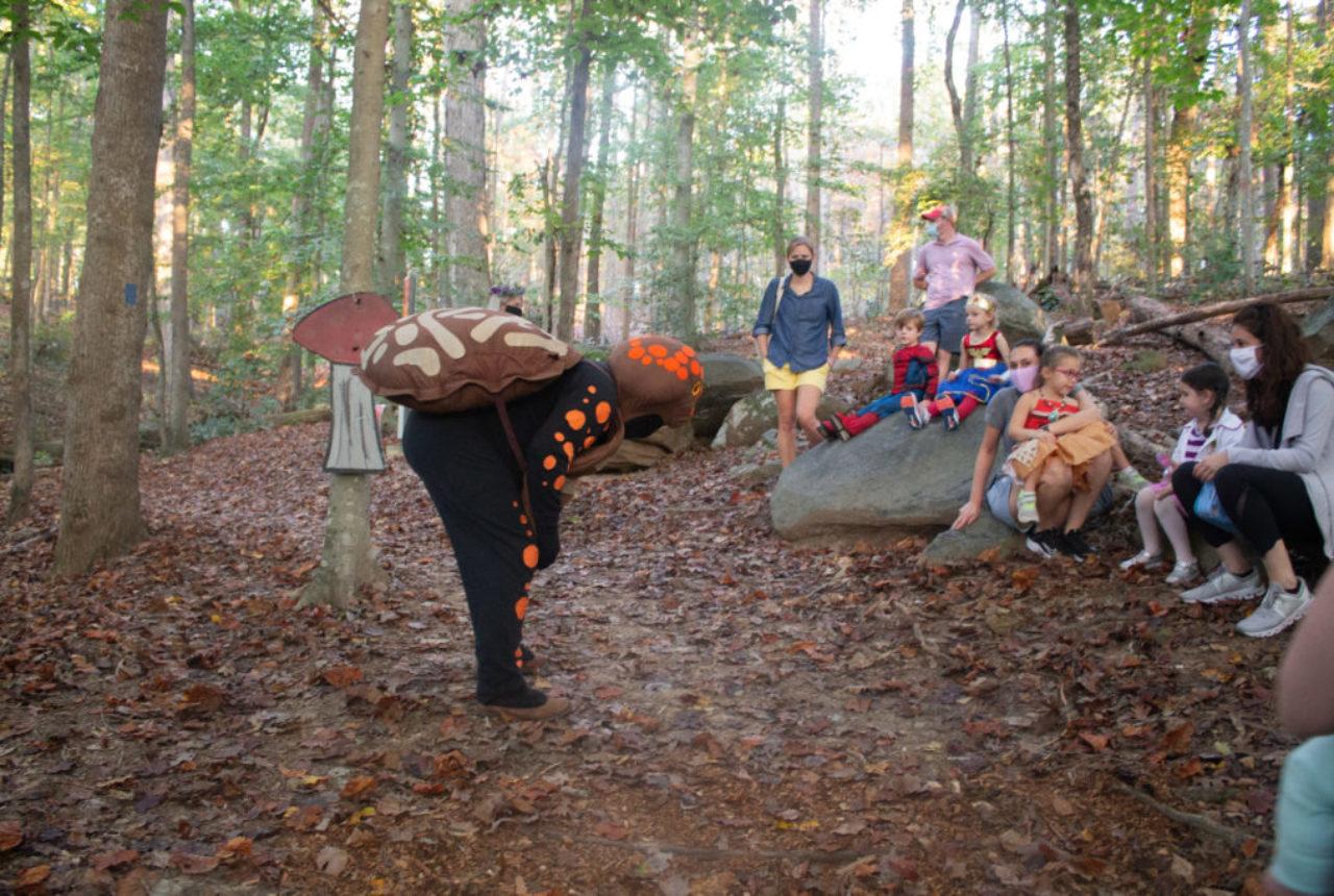 周末好去处 | 第36届万圣节徒步旅行(The 36th annual Halloween Hike)