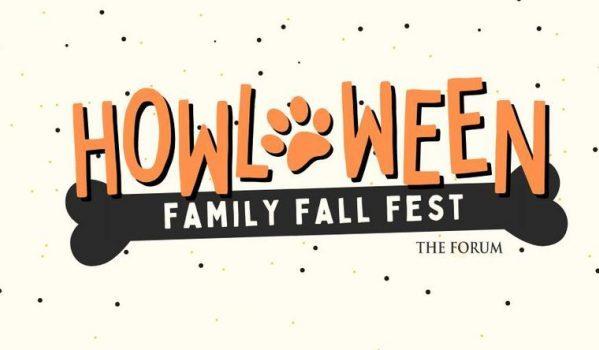 周末活动 | Howl-o-ween Family Fest